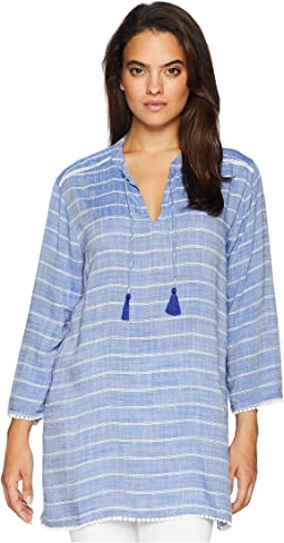 Everly Striped Tunic