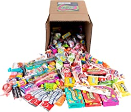 Your Favorite Mix of Popular Candy! 3 Pounds of Starburst, Blow Pop's, Tootsie Rolls, Ferrara Pan, & More.(Packed in a Sma...