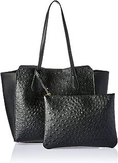 Louenhide Australia 3439OsBk Franco Bag, Ostrich Black