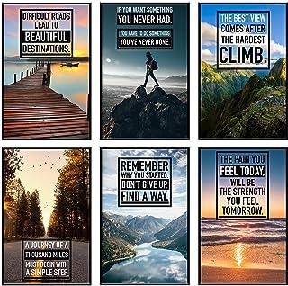 Inspirational Wall Art, Motivational Posters, Wall Art for Office, Motivational Posters For Office, Inspirational Posters,...