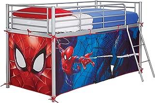 Spiderman Mid-Sleeper Bed Tent