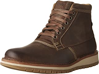 Varby Top Mens Lace Up Ankle Boots