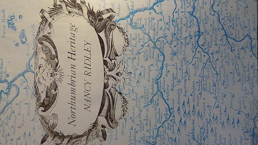 調和のとれた西部大声でNORTHUMBRIAN HERITAGE (Nancy Ridley Books Book 2) (English Edition)