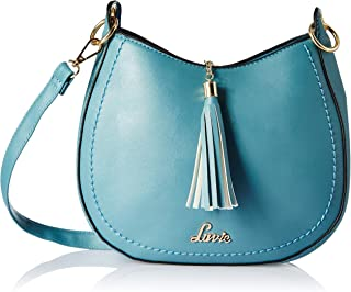 Lavie Moritz Women's Sling Bag (P Blue)