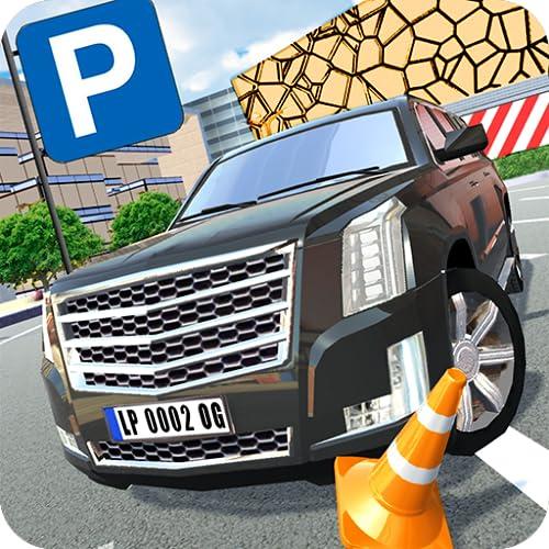Luxury Car Parking