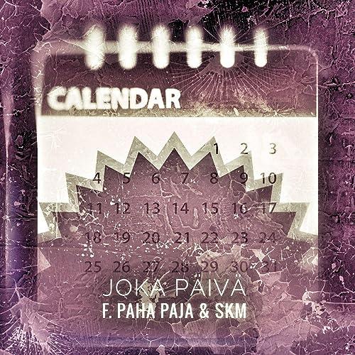Joka Päivä (feat  Paha Paja & SKM) [Explicit] by Eepi Boloks Ja Ill