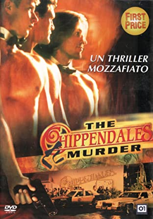 The Chippendales Murder Cover Front