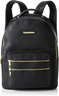 Call It Spring Fashion Backpack for Women - Black (FRELANG/ 001)