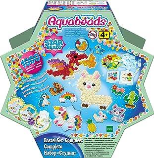 Aquabeads - Le Studio de Creation Perles etoiles - 31601 - Coffret - Loisirs Créatifs