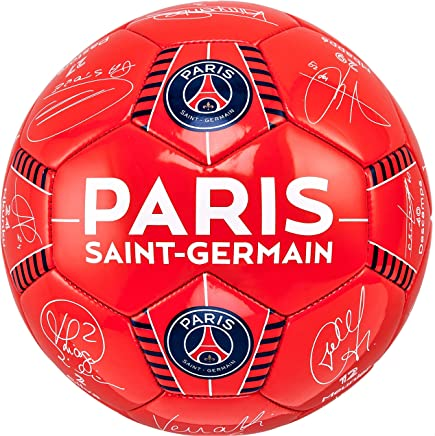 PARIS SAINT GERMAIN Ballon Collection officielle PSG - Taille 5 - Football