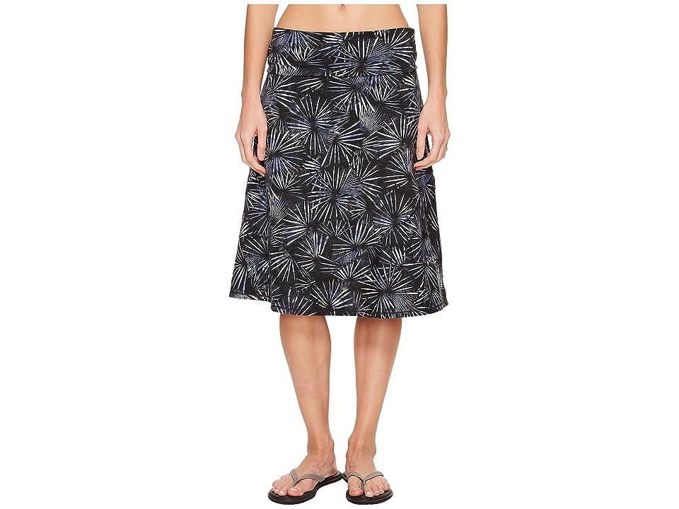 ExOfficio Wanderlux Convertible Skirt (Carbon) Women