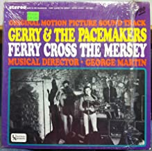 GERRY & THE PACEMAKERS FERRY CROSS THE MERSEY vinyl record