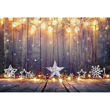 Waw Fotografie Hintergrund Weihnachts Holz Kulissen Kamera