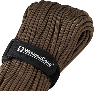 Titan WarriorCord   103 FEET, 620 LB. TENSILE Strength   Exceeds MIL-SPEC Type III 550 Paracord Strength Standards. 7-Strand, 5/32