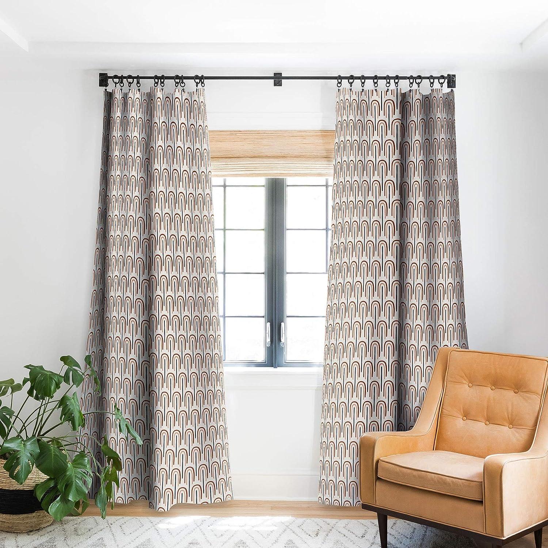 Max 65% OFF Deny Designs Emanuela Finally resale start Carratoni Pattern Rainbow Blackout Modern