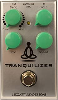 J. Rockett Audio Designs Tour Series Tranquilizer Vibe and Phase Guitar Effects Pedal