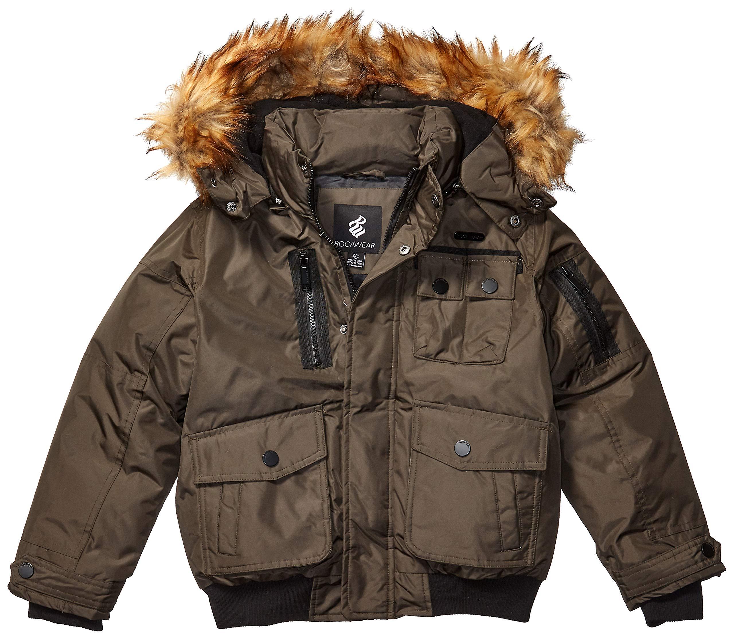Rocawear boys Outerwear Jacket