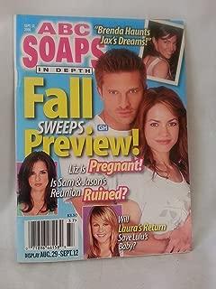 ABC Soaps, General Hospital, Days of Our Lives, Van Cliburn, September 12, 2006