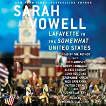 Best sarah vowell books lafayette Reviews