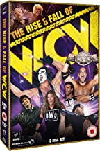WWE: The Rise And Fall Of WCW [DVD]