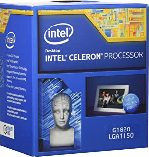Best cpu intel celeron g1820 Reviews
