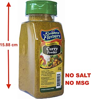 Premium Caribbean Curry Powder - spice sensations (Curry, 270 gram)