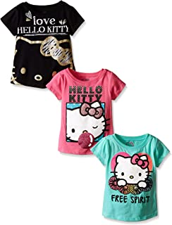 Girls' Value Pack Tee Shirts