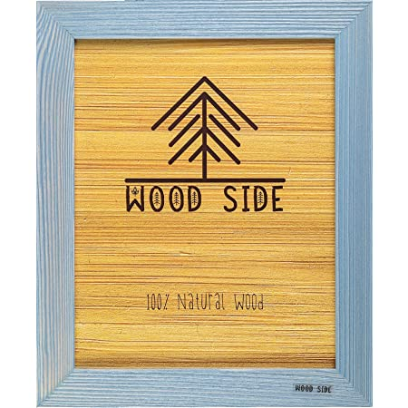 Craig Frames .875 Wide Confetti 1406431319 13x19 Inch Modern Light Blue Picture Frame