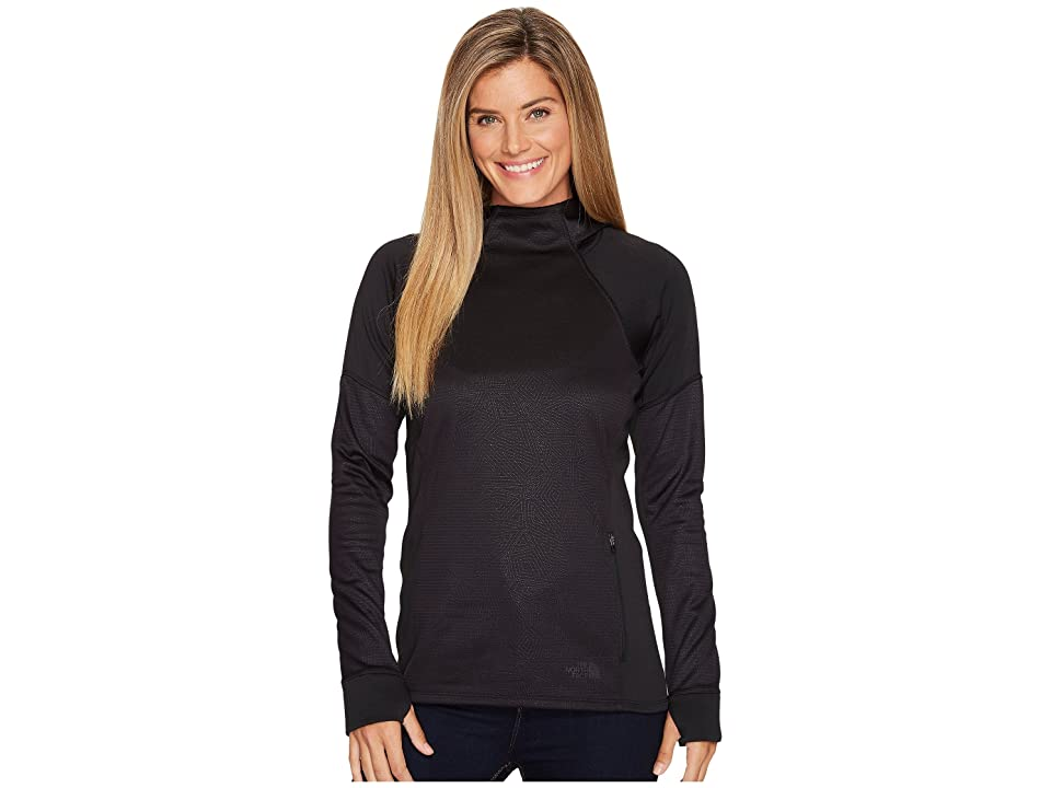 The North Face Versitas Pullover Hoodie (TNF Black (Prior Season)) Women