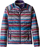 Smartwool - SmartLoft Printed Double Corbet 120 Jacket (Little Kids/Big Kids)