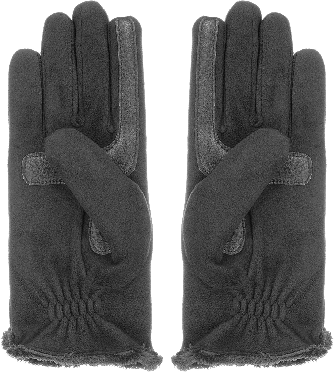 Isotoner womens Stretch Fleece Glove Microluxe