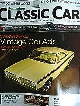 Hemmings Classic Car Magazine (Swinging '60s Vintage car ads, November 2011)