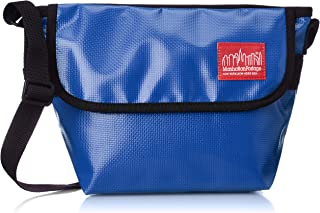 manhattan portage vinyl vintage messenger bag