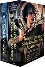 The Bane Chronicles, Shadow hunters 2 Books Collection Set By Cassandra Clare (Tales from the Shadowhunter Academy, The Bane Chronicles)