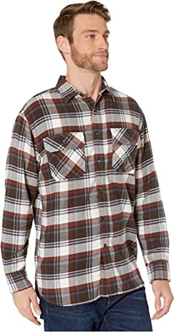 Red/Brown/Navy Plaid