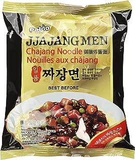 black bean noodles jajangmyeon