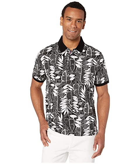 6847e6bf Robert Graham Dimas Short Sleeve Knit Polo at Zappos.com