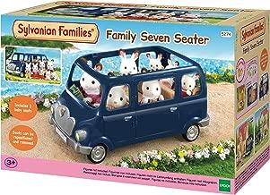 Sylvanian Families- Family Seven Seater Mini Muñecas Y Accesorios, Multicolor (Epoch para Imaginar 5274)