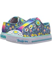 SKECHERS KIDS Twinkle Toes - Shuffles 10774N Lights (Toddler/Little Kid)