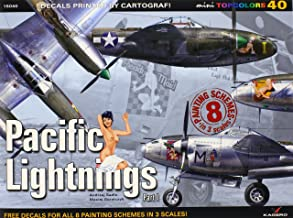 Pacific Lightnings Part 1 (Mini Topcolors)