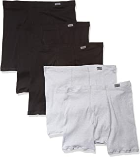 Men's 5-Pack Comfort Soft Boxer Briefs