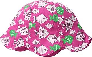 Gymboree Big Girl Fish Reversible Sun Hat