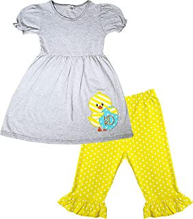 girl boutique easter outfits