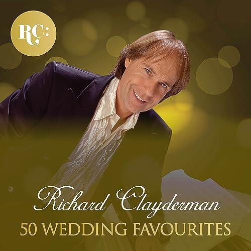 50 Wedding Favourites by Richard Clayderman on Amazon Music