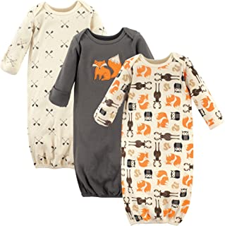 Unisex Baby Cotton Gowns