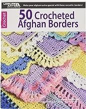 Leisure Arts-50 Crocheted Afghan Borders
