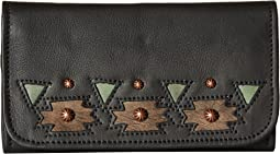 American West - Chenoa Trifold Wallet