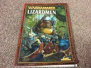 Lizardmen Army Book Warhammer Fantasy 2009