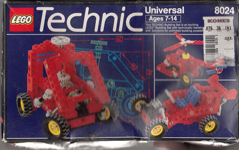 LEGO Technic Universal  8024 Building Set