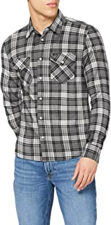 Lee Clean Western Shirt Camisa para Hombre